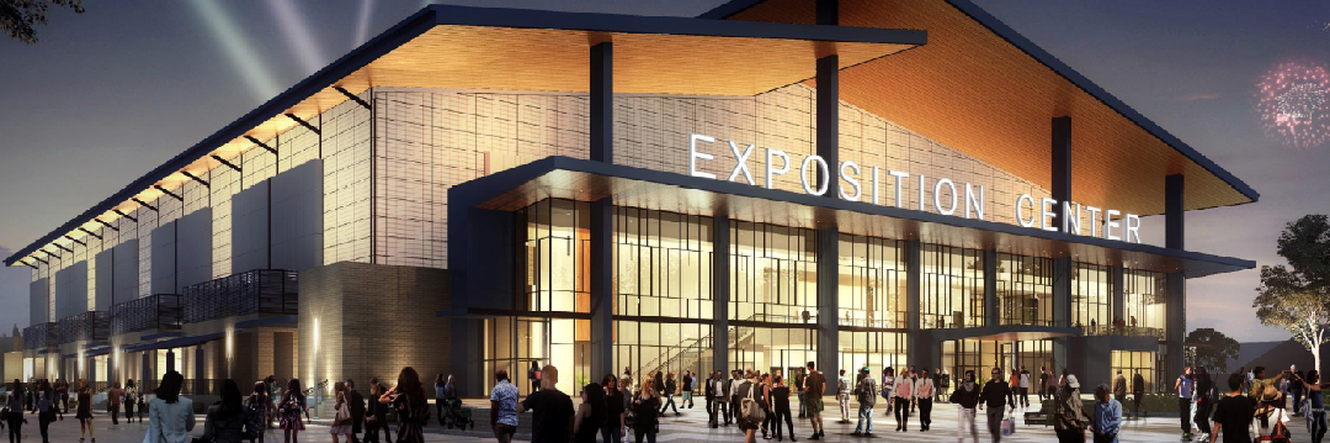 Exposition Center Slider